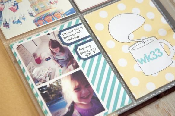 Project Life week 33 // ninachristensen.dk