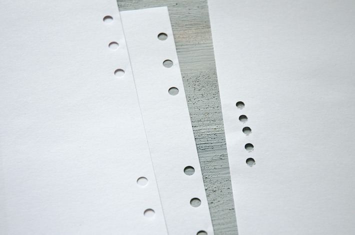 Filofax Metal Hole Punch review by Nina Christensen | Paper Nerd