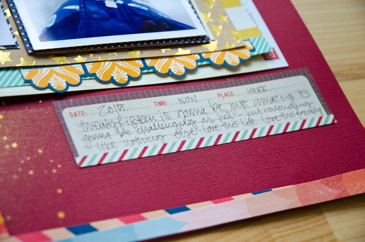 January Challenge | Prompt and Prize | #12in15challenge #12in15 | Paper Nerd