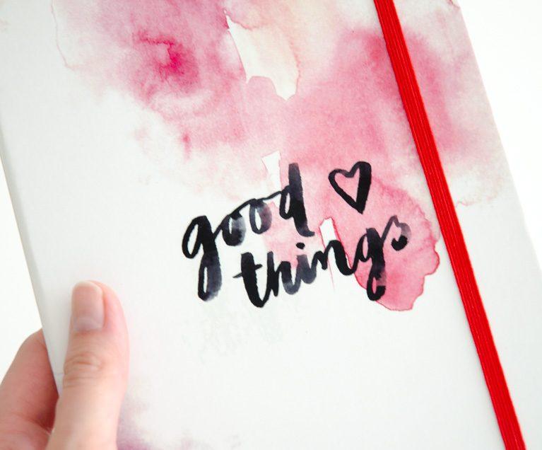 My Custom Bookblock Original Notebook | Review
