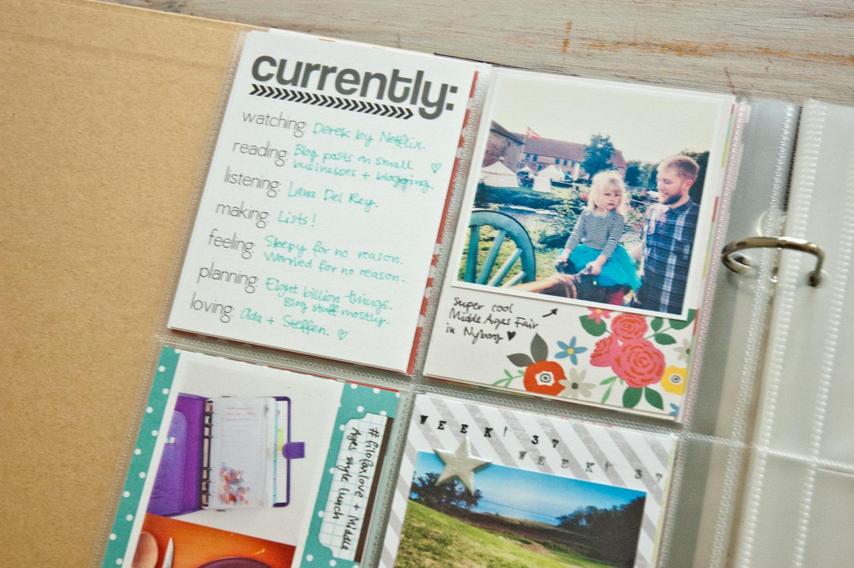 Project Life Week 37 // ninachristensen.dk