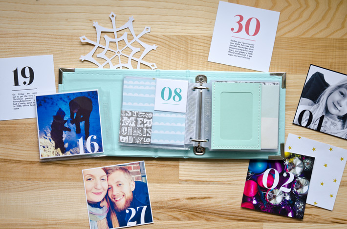 Documenting our December | December Daily Freebie